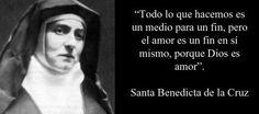 Santa Teresa Benedicta de la Cruz- Edith Stein, 9 de agosto