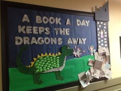 A book a day keeps the dragon away http://media-cache-ec0.pinimg.com/600x/20/3b/7f/203b7fdd5c669df6564b3617b74e23d4.jpg