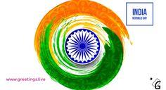 Latest Indian Republic Day Gif Animation HD Image