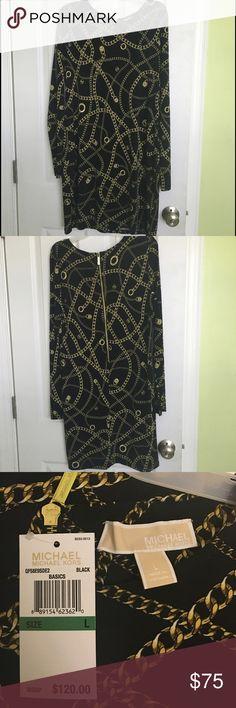 Dress Never worn Michael Kors dress Michael Kors Dresses Midi