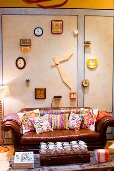 relogio de parede moderno e decorado - Pesquisa Google