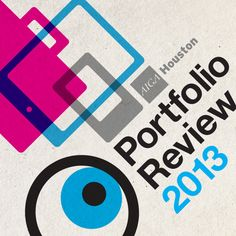 Portfolio Review 2013 taking place on April 18th at Heights Fire Station from 6 - 10 pm.
