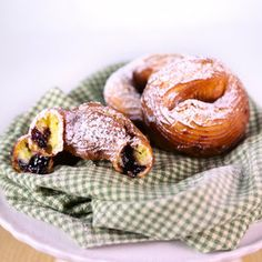 Stuffed Crullers -  Carla Hall and Clinton Kelly The Chew