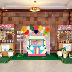 #eventstylingph #kiddiepartyph #kidspartyhub #pinoyfiesta 1st Birthday Party For Girls, Party Themes For Boys, 50th Party, Birthday Party Themes, Paskong Pinoy, Island Theme Parties, Fiesta Theme Party, Fiesta Decorations, Thinking Day