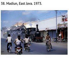 Madiun, East Java 1973