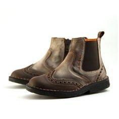Joojos Toddler (Boys / Girls) Leather Boot Matty