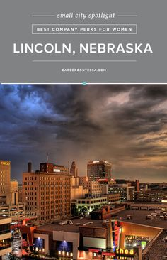 We had no idea #Lincoln, #Nebraska had this many tech companies