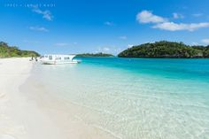 Kabira Bay Beach, Ishigaki Island, Okinawa, Japan