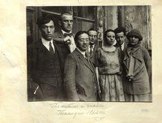 Биография В.В. Маяковского   1924-1925 Aragon, Vladimir Mayakovsky, Soviet Union, Movie Posters, Painting, Ukraine, Russia, Faces, Twitter