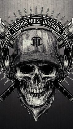 Terror noise division - theiphonewalls.com
