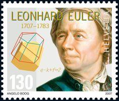 Google dedica su doodle de hoy a Leonhard Euler, un matemático que realizó aportaciones variadas en campos científicos muy diversos.