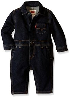 Levis Baby Boys Knit Jumpsuit Mercer 69 Months >>> Want to know more, click on the image.