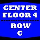 #Ticket  1-4 TIX THE COMEDY GET DOWN 5/14 FLOOR 4 ROW C SAVE MART CENTER FRESNO #deals_us