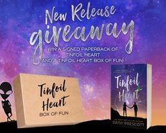 Tinfoil Heart New Release Giveaway