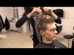 Mens everyday modern hairstyle - Textured Undercut by Tone Bjerregaard Slikhaar