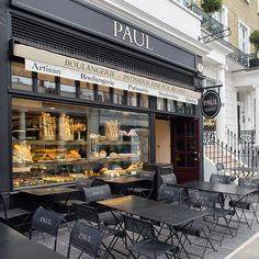 PAUL Bakery, Patisserie, Café and Restaurant