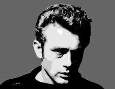james dean pop art - Google Search