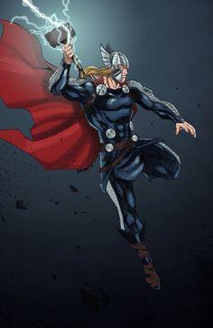Thor, Prince of Thunder - Jake Bartok