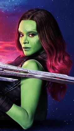 Risultati immagini per gamora guardians of the galaxy