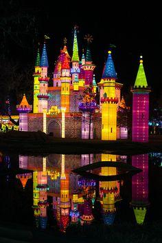 Dallas Chinese Lantern Festival, TX