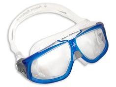 Aquasphere Seal 2.0 Men - La gafa de natación para él. Ajuste comodo y 180 º  de visión. ac0722dc56b