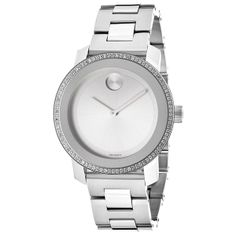 Women's Silver Dial Stainless Steel - Movado Watch