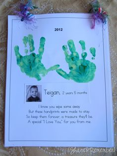 another great Hand print poem