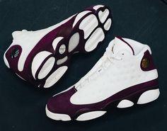 Air Jordan 13 GS Bordeaux Arriving This Weekend - Schuhe Jordan 13, Jordan Swag, Zapatillas Nike Basketball, Zapatillas Jordan Retro, Jordan Shoes Girls, Air Jordan Shoes, Girls Shoes, Cute Sneakers, Shoes Sneakers