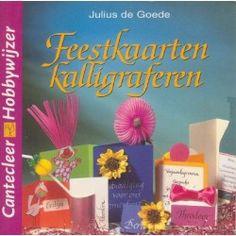 Feestkaarten kalligraferen - Julius de Goede