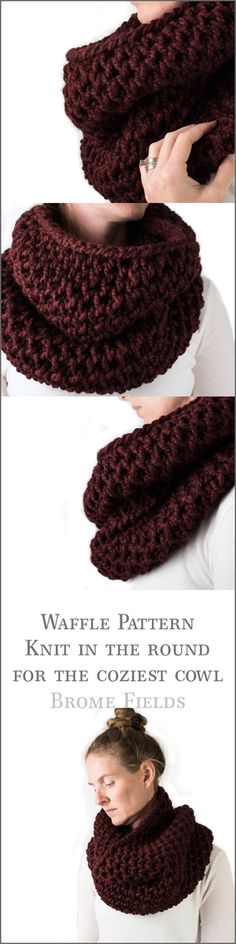 The squishiest cowl ever!