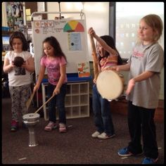 """This week we started our Sound Inquiry! Our driving question is, """"How can we create an area for students at the ECC to explore sound?"""" In o..."""