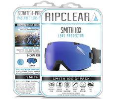 6cff766f89 Smith I O X Goggle Lens Scratch Protector