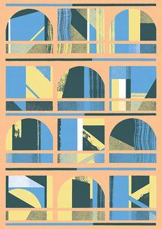 Førest Prints - Daniel Clarke illustration