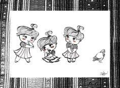 Alice & the Pigeons