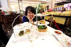 Enjoy tea luxury-pride in Bangkok