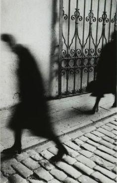 Sergueï Yurkévitch - Shadow, Leningrad, 1981