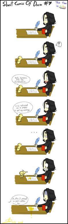Short Comic Of Doom - 7 by gilll on DeviantArt