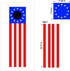 USA Patriotic Cornhole Board Decals Flag Stickers Graphics Wrap Bag Toss Bean Baggo Pat12