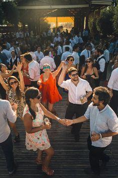 Rocío & Titi Wedding | Inner Light Leaks
