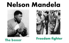 Freedom fighter....