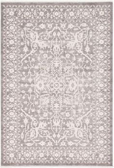 http://www.2uidea.com/category/Area-Rugs/ Light Gray 7' 0 x 10' 0 New Vintage Rug | Area Rugs | eSaleRugs                                                                                                                                                      More