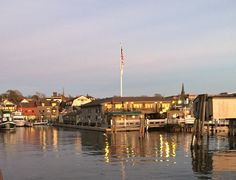 Newport in November