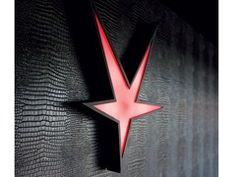 Applique murale à LED STAR '58 - DARK AT NIGHT