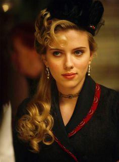 scarlett johansson the prestige movie photos    ... de la película El truco final (El prestigio). Scarlett Johansson