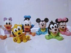 Biscuit Making Of : Baby Disney apliques - Fernanda Cristina