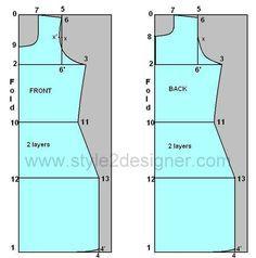 Straight Kameez Cutting-Sewing Tutorial   Style2Designer