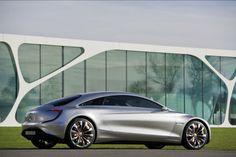 Mercedes-Benz F 125, Future Car, Concept Car