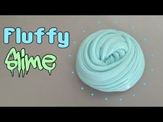 HOW TO MAKE FLUFFY SLIME WITHOUT GLUE , BORAX OR ANY SLIME ACT - YouTube