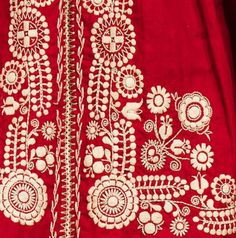 Ensemble_details Date: 1840–80 Culture: Slovak Medium: wool, cotton, silk