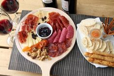food in wine bars - Căutare Google